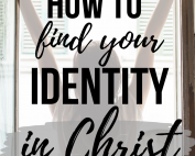 how to find your identity in christ how to renew your mind in god with truth from the Bible